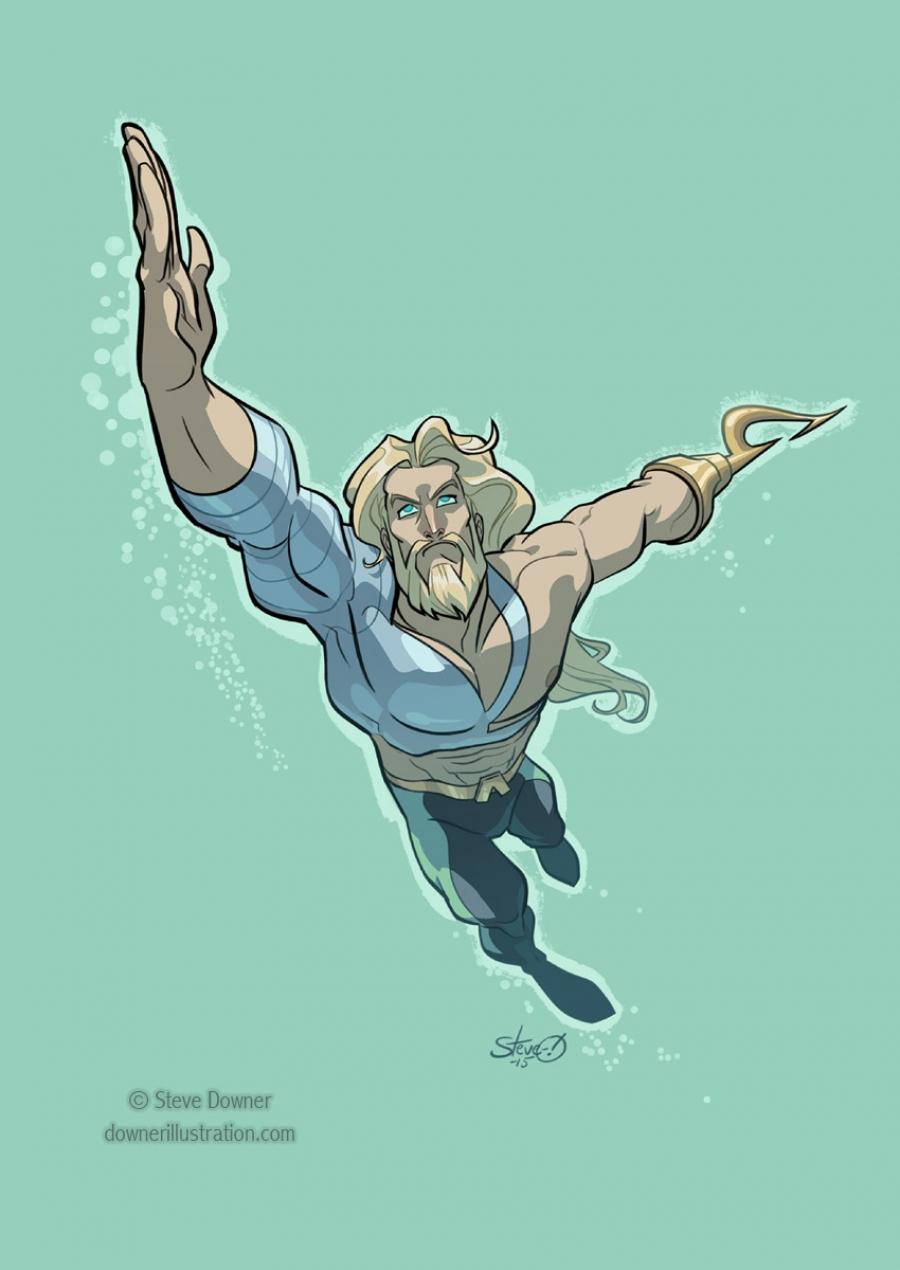 C.38.Aquaman Post.72