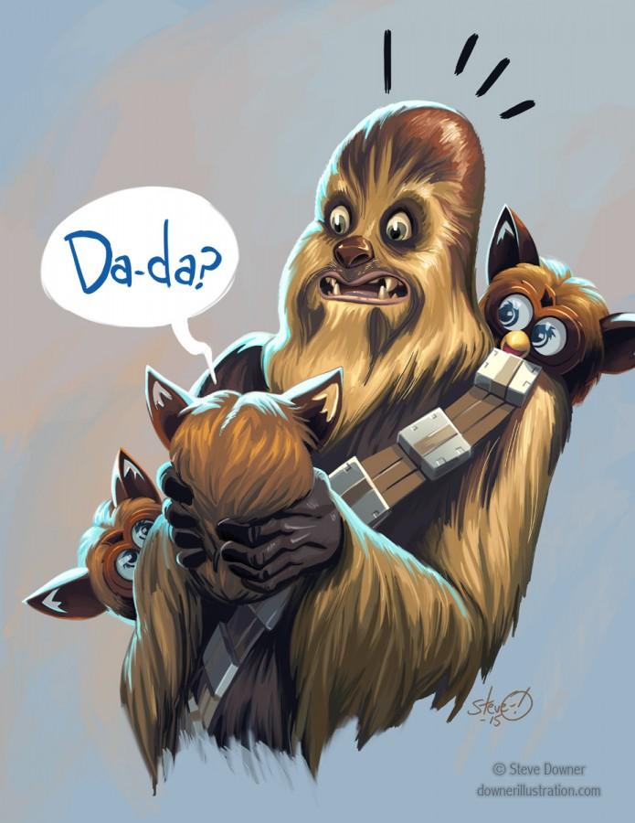 I.18.Chewie Furby